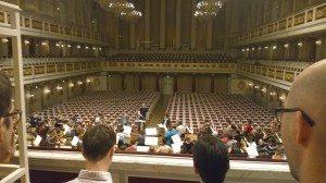 Konzerthausorchester Berlin ja Pietari Inkinen esittävät Sibeliuksen Kullervon.