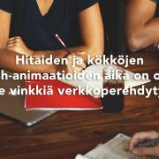 Kolme vinkkiä uuden työntekijän perehdytykseen verkossa