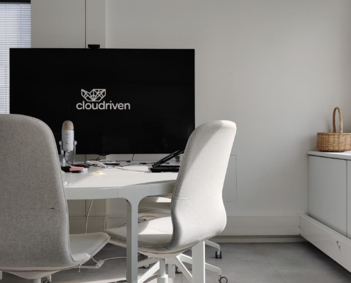 Cloudriven Meeting Room