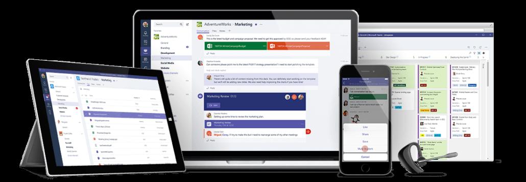 Cloudriven menestystarina Microsoft Teams ja Power Apps platforms